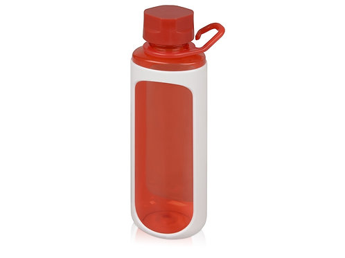 Бутылка для воды «Glendale» 600мл, красный