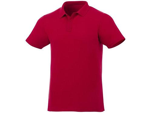 Рубашка поло Liberty мужская, красный