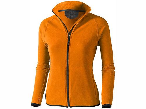 """Куртка флисовая """"Brossard"""", женская, оранжевый"""
