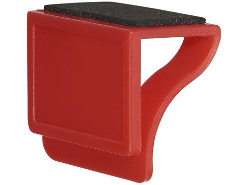 Блокировщик камеры с мягкой стороной, для очистки монитора, красный