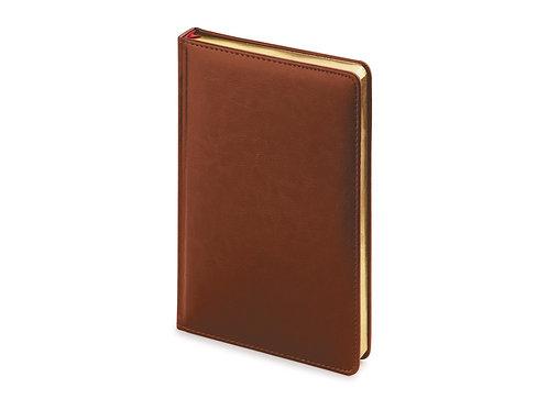 Ежедневник недатированный А4 «Sidney Nebraska», коричневый