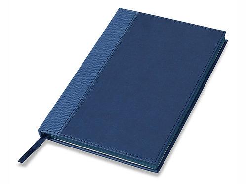 "Блокнот А5 ""Frontier"", темно-синий. Lettertone"