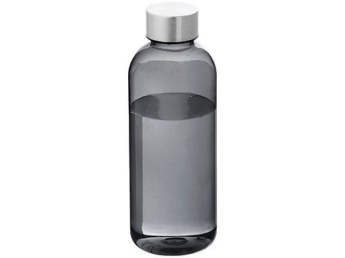 Бутылка «Spring» 600мл, черный прозрачный