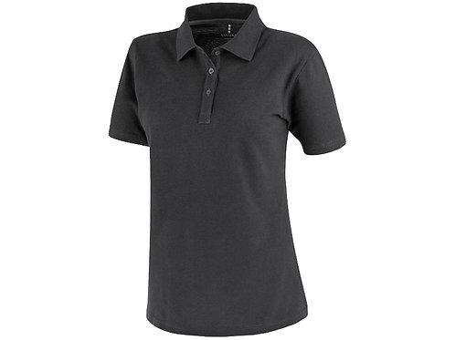 Рубашка поло «Primus» женская, антрацит