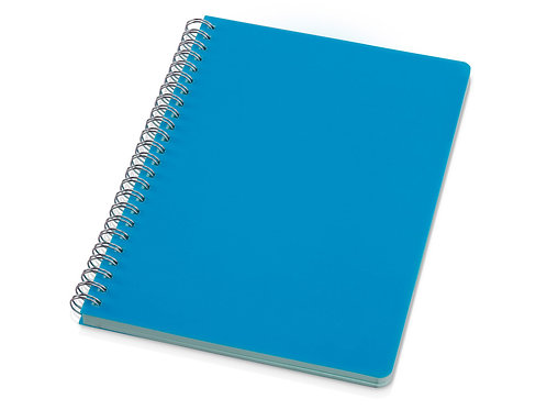 "Блокнот А5 ""Happy Colors L"", голубой"