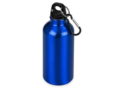 "Бутылка ""Oregon"" с карабином, синий"