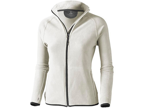"""Куртка флисовая """"Brossard"""" женская, светло-серый"""