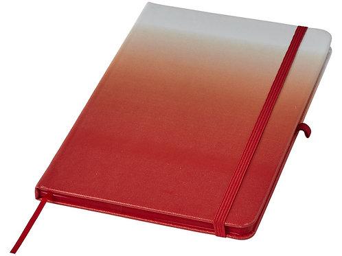 Блокнот А5 Gradient, красный