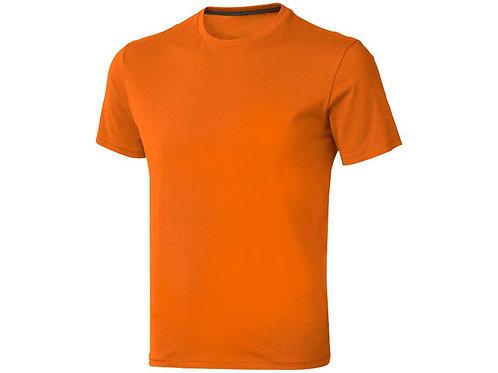 "Футболка ""Nanaimo"" мужская, оранжевый"