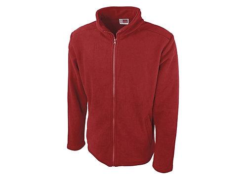 Куртка флисовая «Seattle» мужская, красный