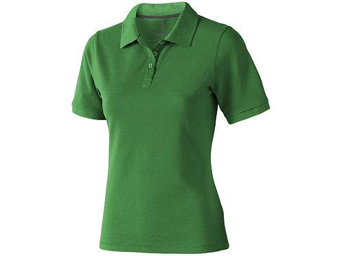 """Рубашка поло """"Calgary"""" женская, зеленый"""