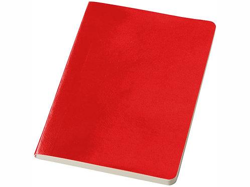 """Блокнот А5 """"Gallery"""", красный"""