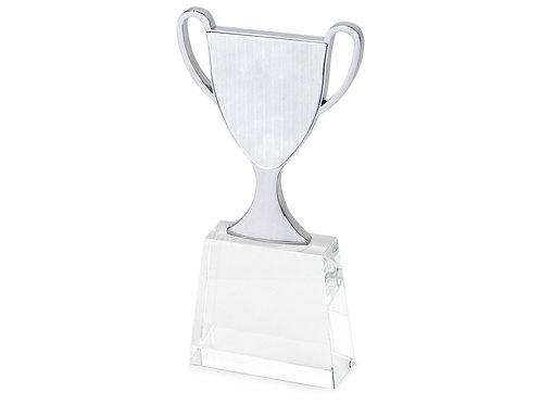 Кубок «Champion», хрусталь, металл, в подарочной упаковке