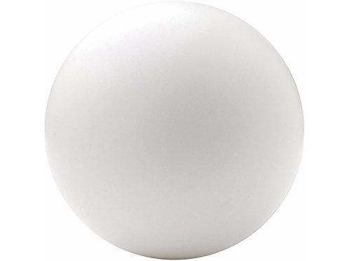 Антистресс в форме шара, белый