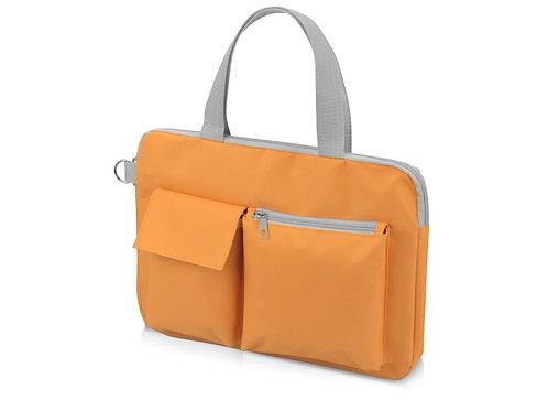 """Конференц сумка для документов """"Event"""", оранжевый"""