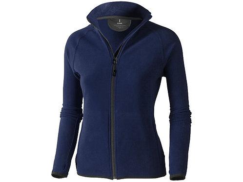"""Куртка флисовая """"Brossard"""" женская, темно-синий"""