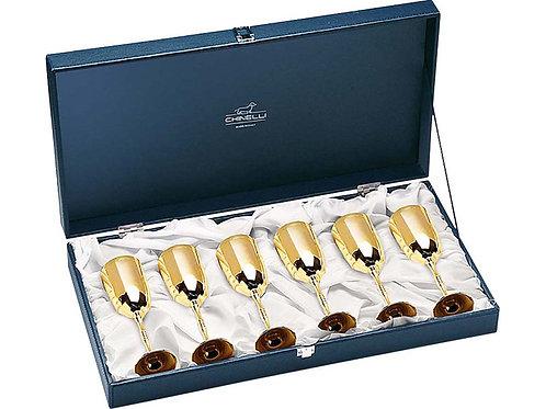 Бокалы для шампанского Chinelli