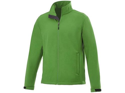 "Куртка софтшел ""Maxson"" мужская, папоротник зеленый"