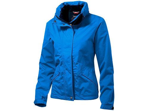 """Куртка """"Slice"""" женская, небесно-голубой"""