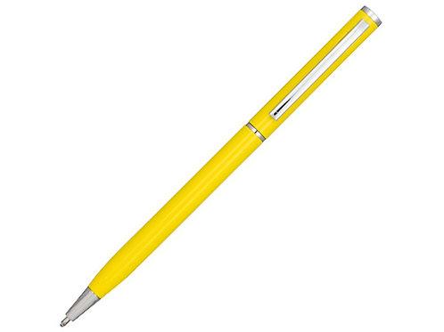 Ручка металлическая шариковая «Slim», желтый