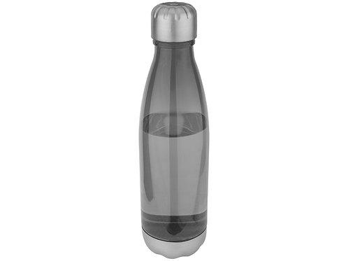 """Бутылка спортивная """"Aqua"""", пепельный"""