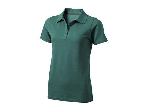 """Рубашка поло """"Seller"""" женская, изумрудный"""