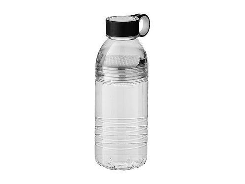 "Бутылка спортивная ""Slice"" на 600 мл, белый"