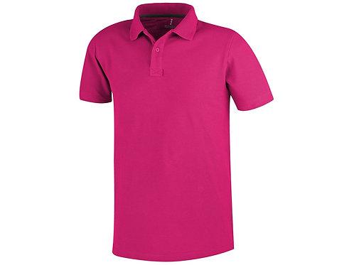 Рубашка поло «Primus» мужская, розовый