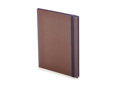 Еженедельник недатированный В5 «Tango», коричневый
