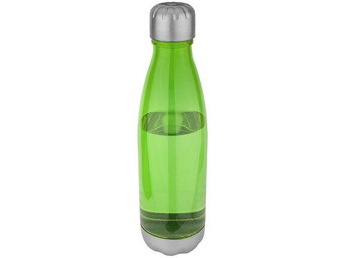 """Бутылка спортивная """"Aqua"""", неоново-зеленый"""