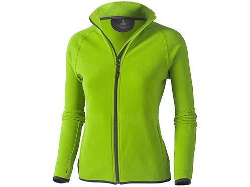 """Куртка флисовая """"Brossard"""" женская, зеленое яблоко"""