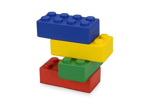 Антистресс «Блоки», разноцветный
