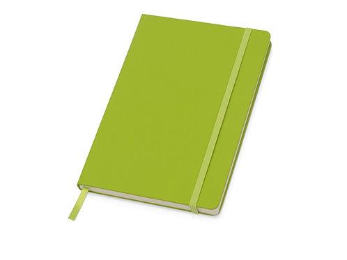 """Блокнот А5 """"Vision"""", Lettertone, зеленый"""