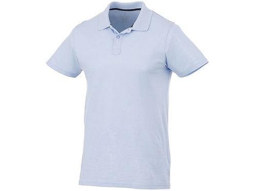 Рубашка поло «Primus» мужская, светло-синий
