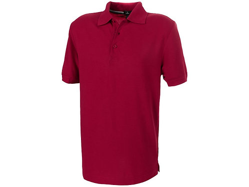 """Рубашка поло """"Crandall"""" мужская, красный"""