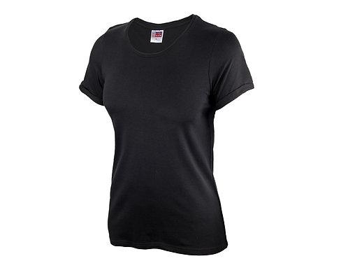 Футболка «Sydney» US Basic женская, черный