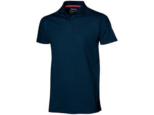 """Рубашка поло """"Advantage"""" мужская, темно-синий"""