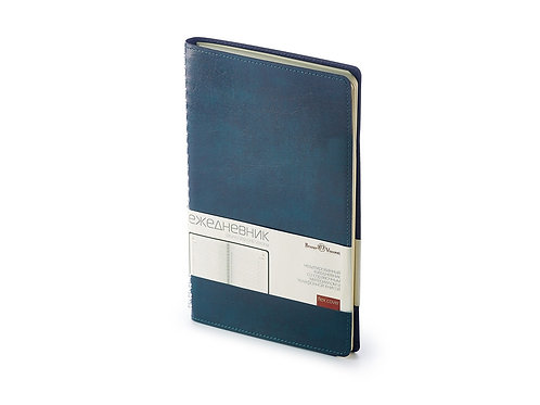 Ежедневник А5 недатированный «Verona», синий