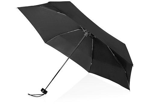 Зонт складной «Лорна», черный