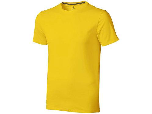 "Футболка ""Nanaimo"" мужская, желтый"