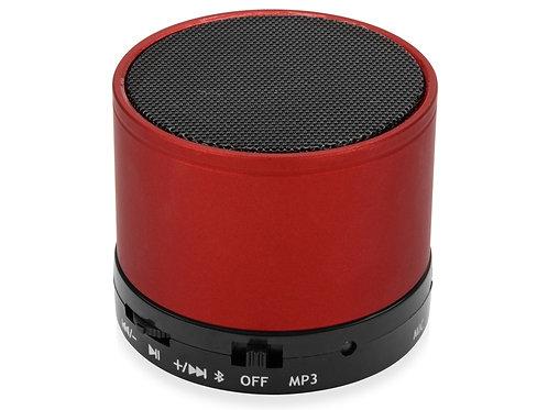 """Беспроводная колонка """"Ring"""" с функцией Bluetooth®, красный"""