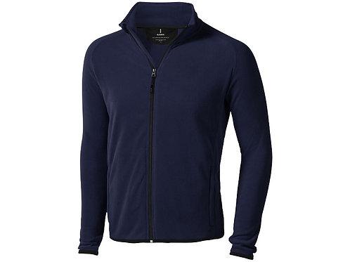 """Куртка флисовая """"Brossard"""" мужская, темно-синий"""