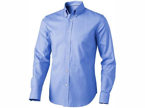 """Рубашка """"Vaillant"""" мужская с длинным рукавом, голубой"""