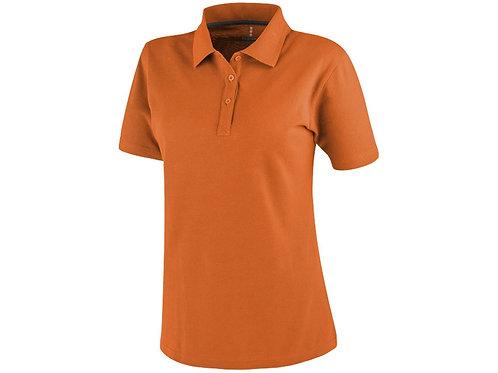 Рубашка поло «Primus» женская, оранжевый