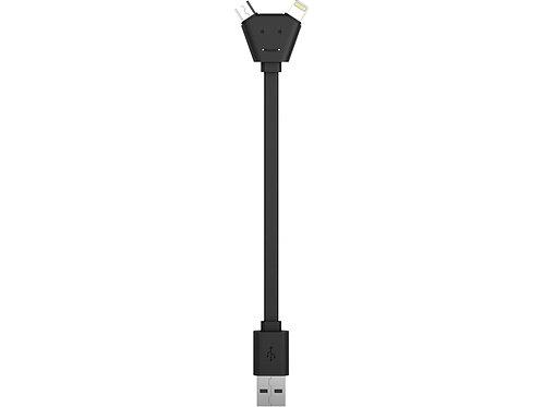 USB-переходник XOOPAR Y CABLE, черный