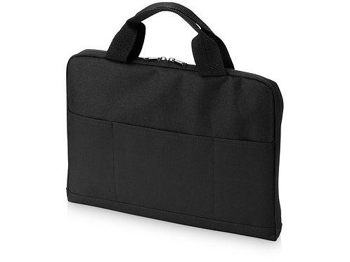 "Конференц-сумка ""Iowa"" для ноутбука 14"", черный"