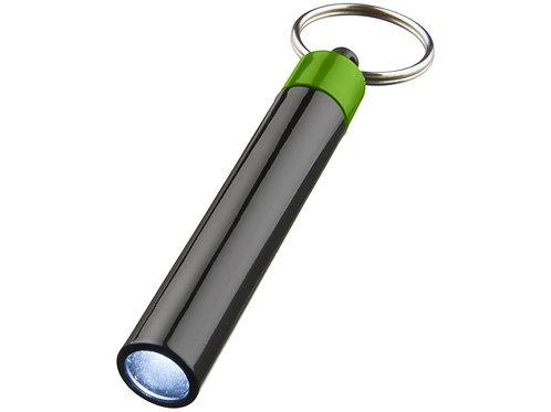 Брелок-фонарик Retro, зеленый