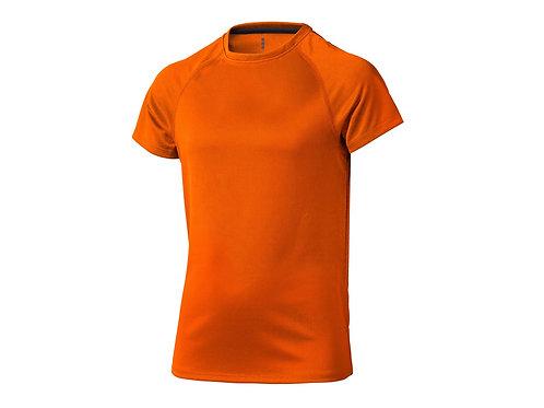 """Футболка """"Niagara"""" детская, оранжевый"""