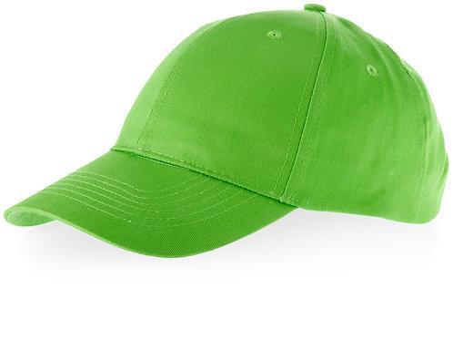 """Бейсболка """"Watson"""", 6 панелей, зеленое яблоко"""
