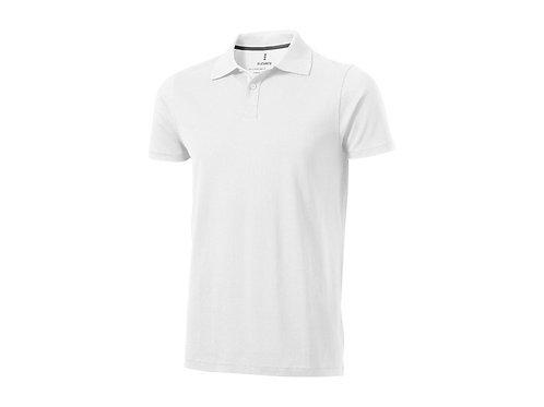 """Рубашка поло """"Seller"""" мужская, белый"""